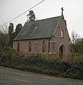 Sint-Lievenis-Houtem - Livinuskapel - België.jpg