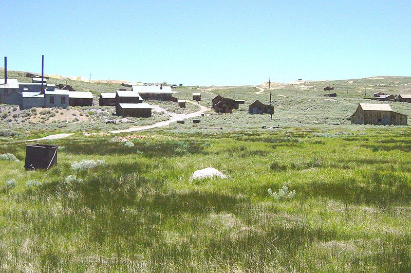 File:Site of Occidental Hotel in Bodie, California.jpeg
