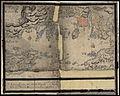 Situation von der Stadt Christiansand, 1737.jpg