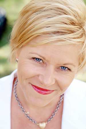 Progress Party (Norway) - Siv Jensen, the leader of the Progress Party since 2006.