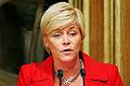 Siv Jensen (FrP) talar vid Nordiska Radets session i Oslo. 2007-10-30. Foto- Magnus Froderberg-norden.org.jpg