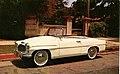 Skoda Felicia Convertible, 1960 (6404096937).jpg