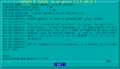 Slackware pkgtool view.png