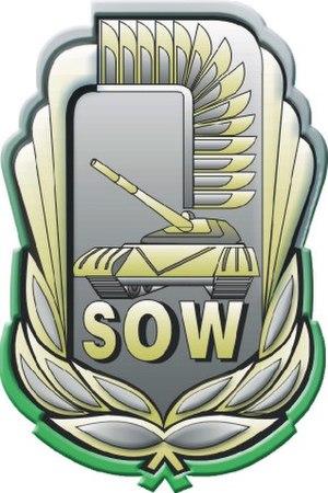 Silesian Military District - Śląski Okręg Wojskowy