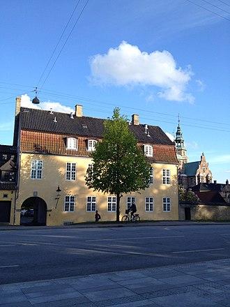 Øster Voldgade - Slotsforvalterboligen