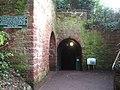 Smugglers' Tunnel, Shaldon - geograph.org.uk - 1729869.jpg