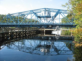 Socastee, South Carolina - Socastee Swing Bridge