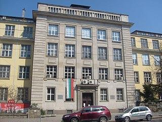 University of Architecture, Civil Engineering and Geodesy university in Sofia, Bulgaria