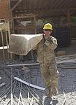 Soldiers continue to tear down older buildings at Bagram Air Field 140926-A-QR427-154.jpg