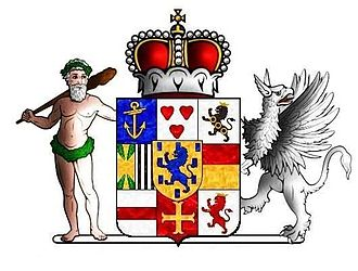 Solms-Braunfels - Image: Solms Braunfels Fuersten Wappen