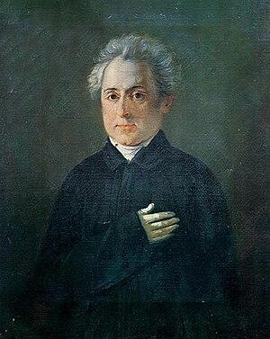 Dionysios Solomos - Image: Solomos portrait 4
