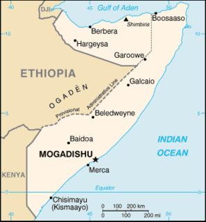 Battle of Mogadishu (2006) Battle of the Somali Civil War