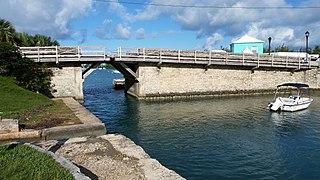 Somerset Bridge, Bermuda bridge in United Kingdom