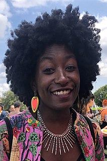 Sophie Duker British stand-up comedian