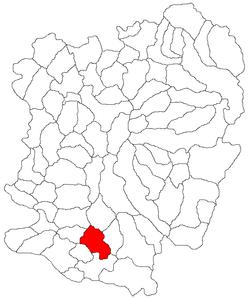 Vị trí của Sopotu Nou