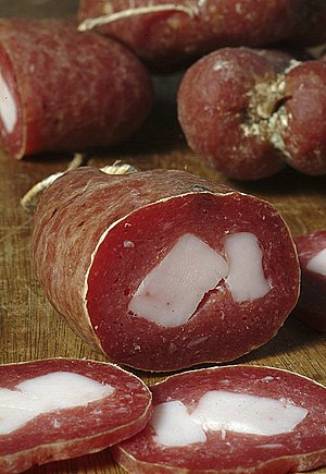 Soppressata - A type of Italian soppressata