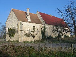 Le Mesnil-sous-Jumièges - Manoir de la Vigne