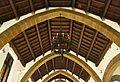 Sostre i arcs de l'església del sagrat Cor, palau ducal de Gandia.JPG