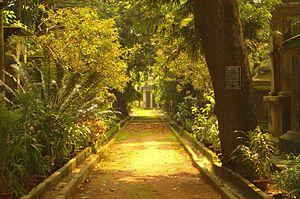 South Park Street Cemetery - Image: South Park Street Cemetery 5