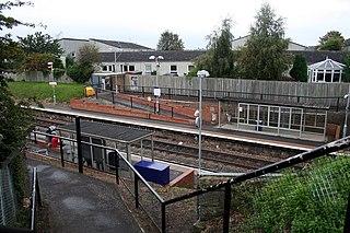 South Gyle railway station