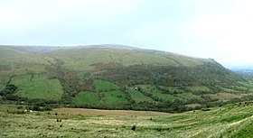 South side of Fan Bwlch Chwyth - geograph.org.uk - 70664.jpg