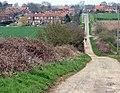 Southfield Well Balk, Wetwang - geograph.org.uk - 776251.jpg