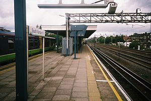 South Kenton station - Image: Southkenton 88