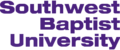 Southwest Baptist University wordmark.png