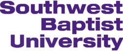 Southwest Baptist University wordmark.png