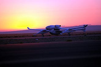 X Prize Foundation - SpaceShipOne Takeoff