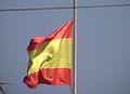 Spanische Flagge Torremolinos (3).JPG