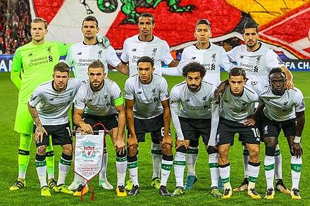 2017 18 Liverpool F C Season Wikiwand