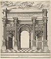 Speculum Romanae Magnificentiae- Arch of Septimius Severus MET DP836137.jpg