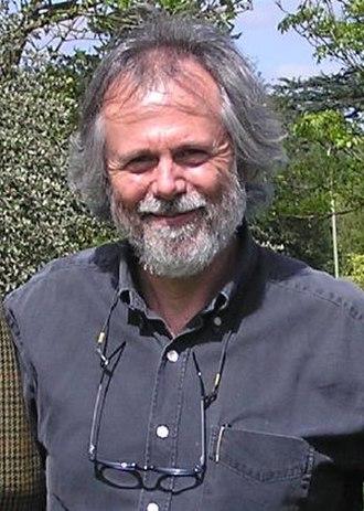 Spencer Barrett (ecologist) - Image: Spencer Barrett (2005)