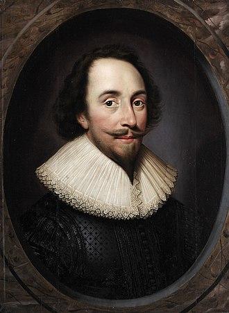 Spencer Compton, 2nd Earl of Northampton - Spencer Compton circa 1630