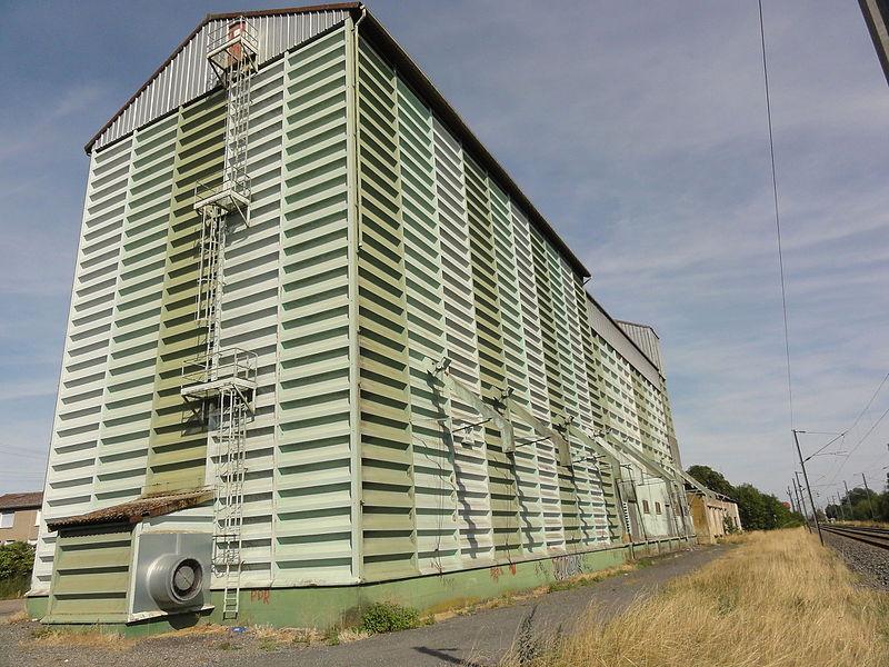 Spincourt (Meuse) silo