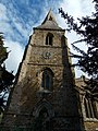 Spire of St Mary, Broughton.JPG