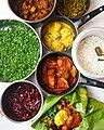 Sri Lankan Rice and Curry.jpg