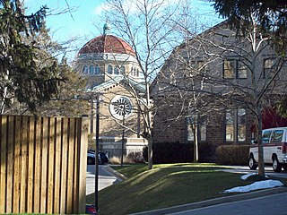 St. Charles College (Maryland) United States historic place