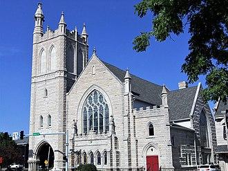 Frederick G. Clausen - St. John's United Methodist Church