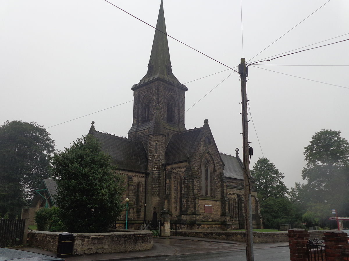 St Mary S Church Garforth Wikipedia