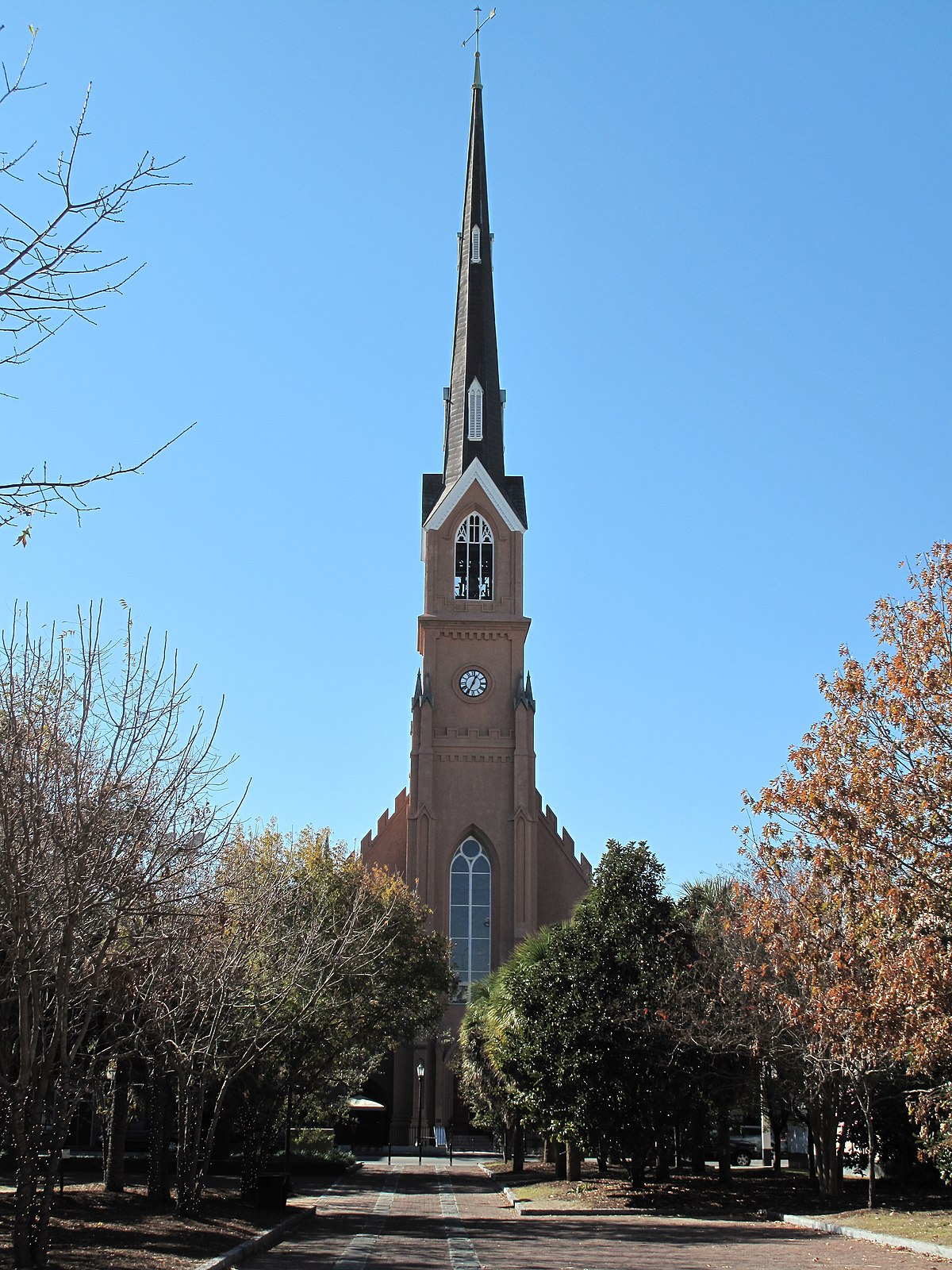 List Of Tallest Buildings In Charleston, South Carolina