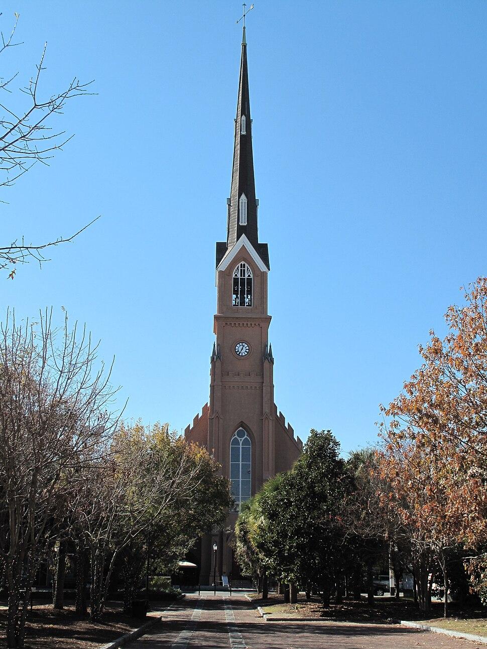 St. Matthews Lutheran (Charleston, SC)