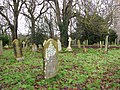 St Andrew's church - churchyard - geograph.org.uk - 1670604.jpg