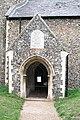 St Andrew, Colney, Norfolk - Porch - geograph.org.uk - 310644.jpg