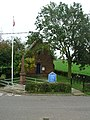 St Andrews Church and War Memorial East Butterwick - geograph.org.uk - 65322.jpg