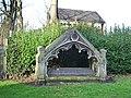 St John's Church, Pendlebury, Grave - geograph.org.uk - 681195.jpg