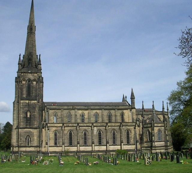 St John's Church - Oulton - geograph.org.uk - 404415