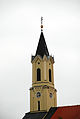 St Josef Weststeiermark Pfarrkirche Kirchturm.jpg