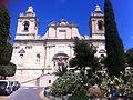 St Lawrence Collegiate church Birgu.jpg